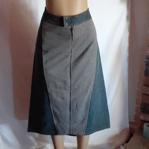 Pre-owned High Low Skirt